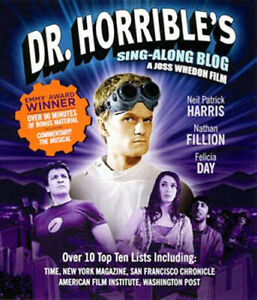 Dr-Horrible-039-s-Sing-Along-Blog-BLU-RAY-NEW