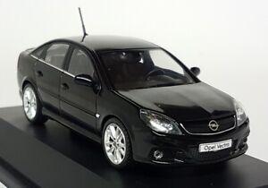 Schuco-1-43-Scale-Opel-Vectra-OPC-Black-Diecast-model-Car
