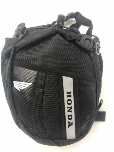 Suzuki Kawasaki Yamaha Drop Leg Motorcycle Bike Pack Saddle Waterproof Bag