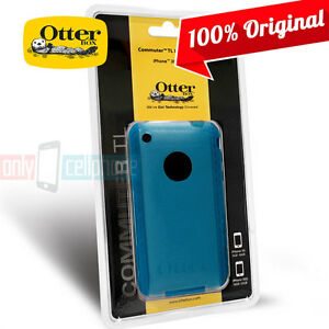 NEW-Original-Otterbox-iPhone-3GS-3G-Commuter-TL-Blue-Dual-Layer-Hard-Cover-Case