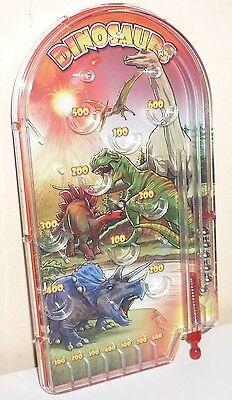 """Aus Dem Ausland Importiert Spielzeug Blechspielzeug Kleiner Flipper """"dinosaurier"""" Aus Blech °° Tin Toy °° Flugzeuge"""