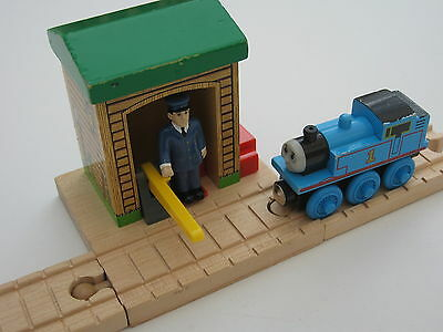 Junction for Wooden Train Track Set Brio Thomas  ELC Switched Points