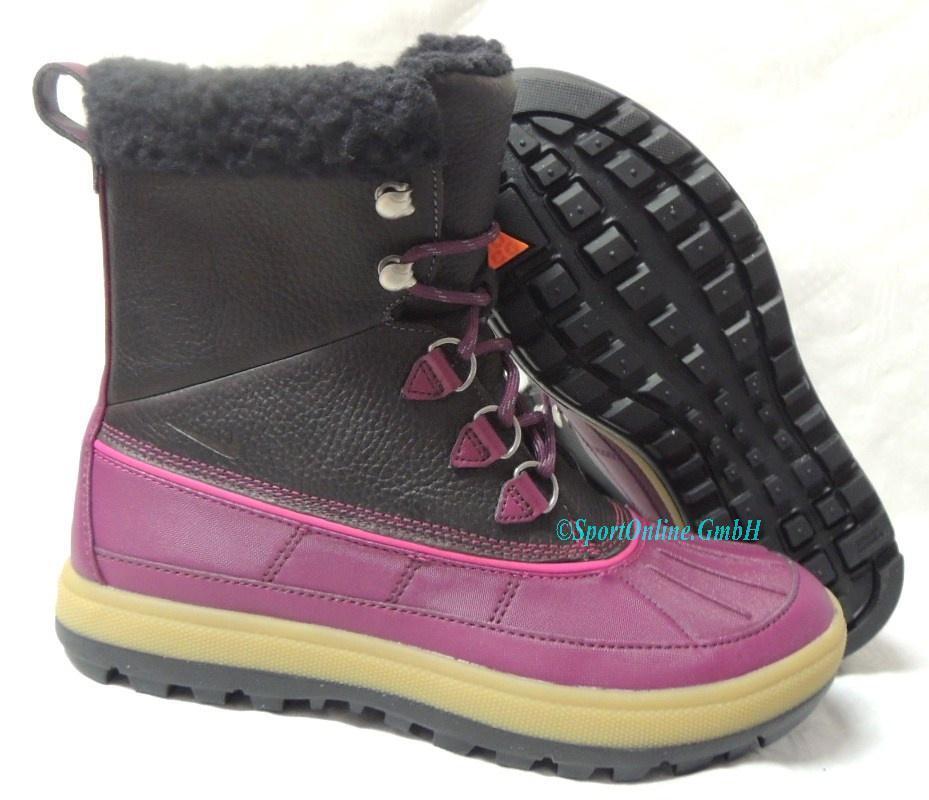 NEU Nike WMNS Woodside II High Damen Gr. 38 warme Winter Stiefel Schuhe 537347-006