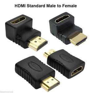Mini-8-Stile-HDMI-Male-Zu-Female-Extension-Adapter-Konverter-Micro-Kabel