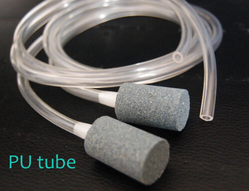 2pcs NEW Ozone PU tubing with diffuser stone for ozone generator
