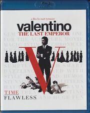 Valentino - the Last Emperor (Blu-ray Disc, 2009, Bi-lingual)