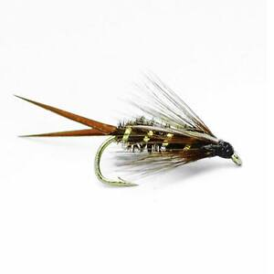 1 dozen Bead Head Prince Nymph BH Trout Fly Fishing Flies #14 #18