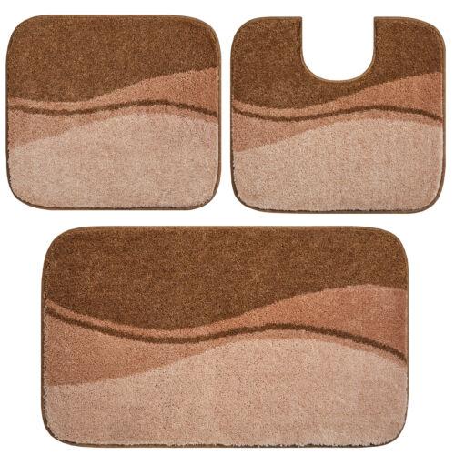 Motivo baño tapete baño Flash alfombrilla de baño WC de diseño-alfombrilla alfombra badevorleger