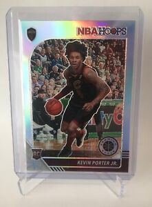 Kevin Porter Jr. 2019-20 NBA Hoops Premium Stock Silver Rookie #225 Cavaliers RC