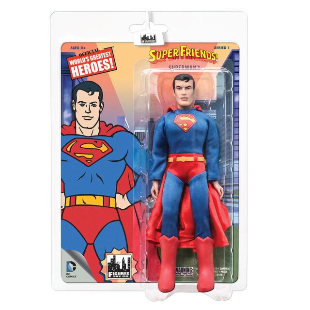 Superboy by FTC DC Comics Superman Retro Style Action Figures Series 3