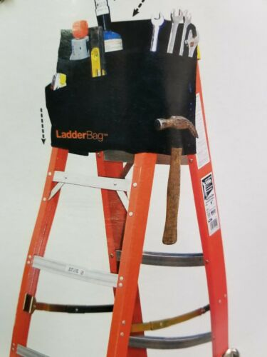 Outil Sac Workman/'s Ladder Sac-Cargo pouch Holds outils /& matériaux travail Caddy