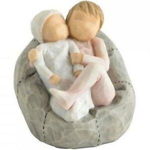 Willow-Tree-My-New-Baby-Blush-Figurine-27780-Siblings-in-Branded-Gift-Box
