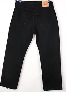 Levi's Strauss & Co Hommes 751 Jeans Jambe Droite Taille W33 L28 BBZ334