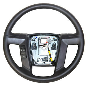 OEM NEW Steering Wheel Gray w// Cruise Control 09-11 F-150 9L3Z3600BC