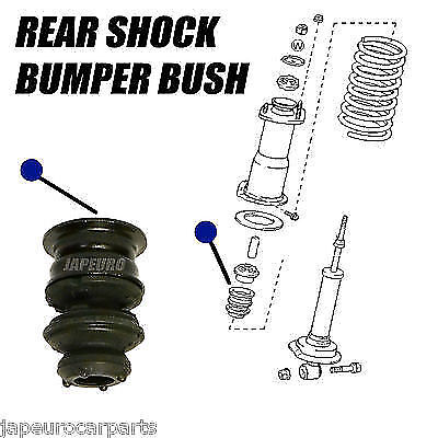 GS300 GS430 IS200 IS300 REAR SPRING SUPPORT BUMPER CUSHION FOR TOYOTA ALTEZZA
