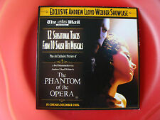 CD Special: Various : Andrew LLoyd Webber Showcase : 12 tracks From 10 Musicals