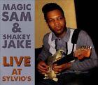 Live at Sylvio's: 1968 [Digipak] by Magic Sam/Shakey Jake (CD, 2013, Rockbeat Records)