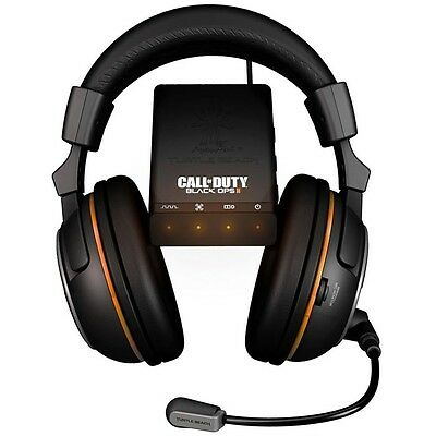 Turtle Beach Ear Force X-Ray Black Ops II Wireless Dolby Stereo Gaming Headset