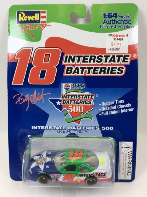 Revell Racing 03749 Bobby Labonte #18 Interstate Batteries 500 Texas