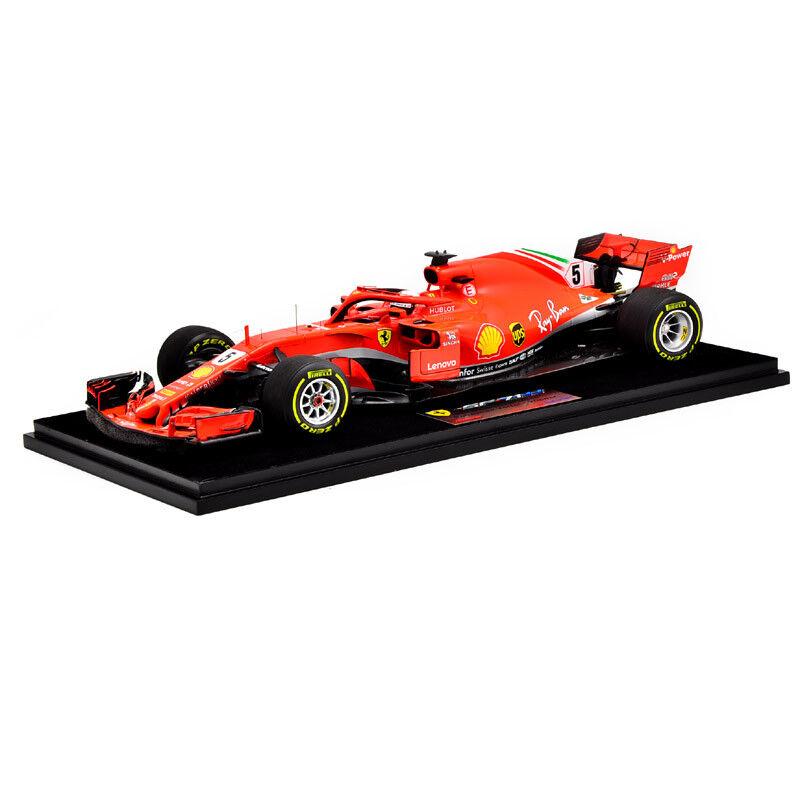LS18F1013 Looksmart 1 18 Ferrari Scuderia SF71H  5 Winner Australian Gp 2018