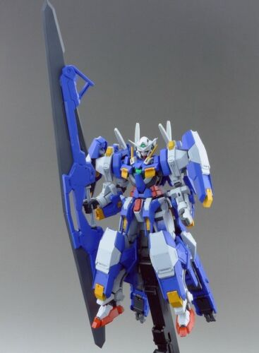 waiting for you 1/144 RG OO 00 Exia Avalanche Gundam Detail Up ...