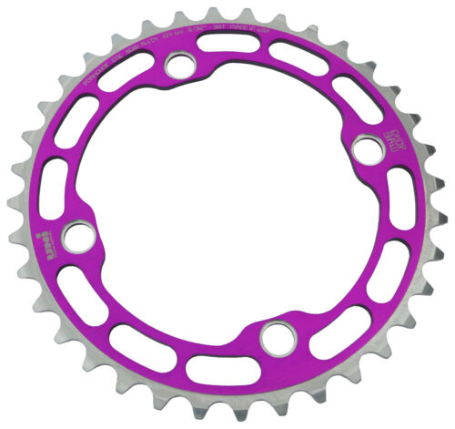 Chop Saw I USA BMX single speed bicycle  Chainring 36T 4 bolt 104mm bcd PURPLE