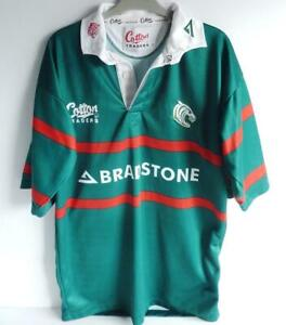 """Leicester Tigers Cotton Trader Rugby Shorts 40"""" Waist"""