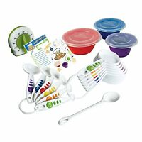Curious Chef 17-piece Measure And Prep Kit , New, Free Shipping