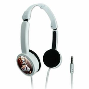 Batman-Arkham-Asylum-Video-Game-Harley-Quinn-Portable-Foldable-On-Ear-Headphones