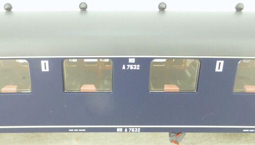 Exact-Train EX10017 NS A 7532 RIC Blue EpIII H0 1:87 OVP KA5 µ *