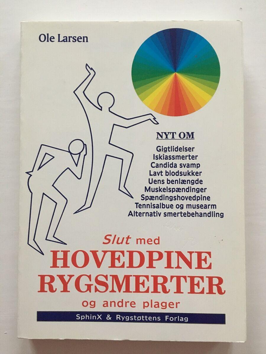 a873d7d1e1e1 Slut med hovedpine rygsmerter og – dba.dk – Køb og Salg af Nyt og Brugt