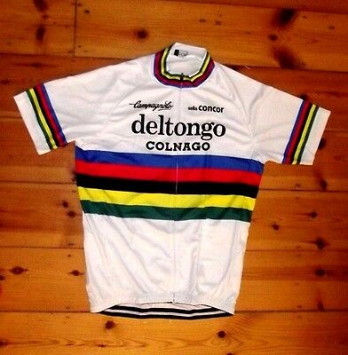Brand New Team Del tongo Colnago  cycling cushion cover Master