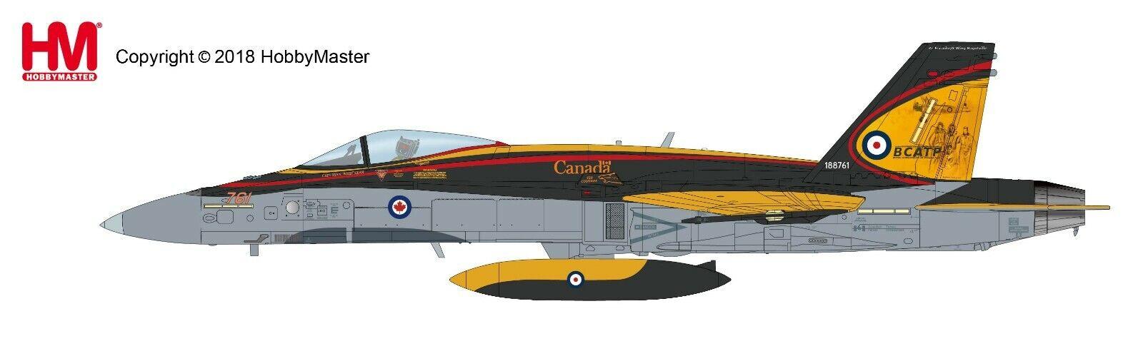 Hobby Master HA3550, CF-188  2016 DEMO  Capitaine Ryan  MOU  Kean, 2016