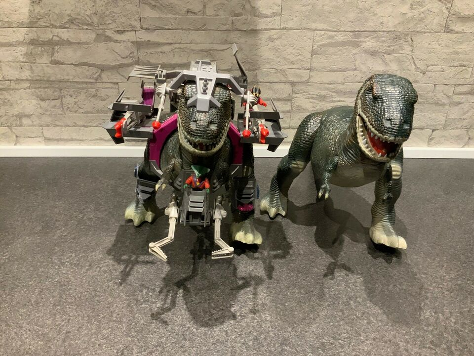 Dino riders t-rex, Dino riders