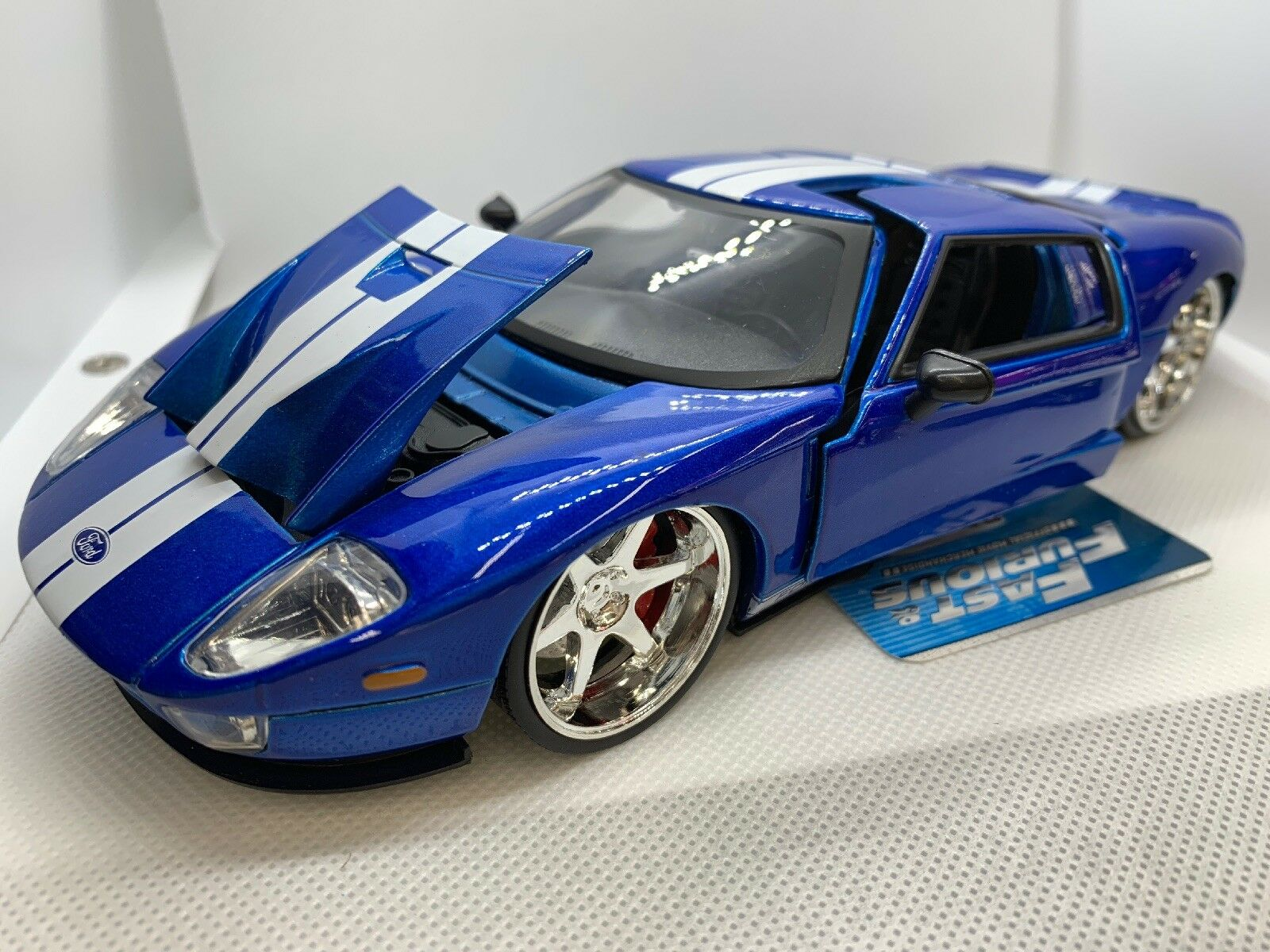 JADA Fast And Furious 2005 Ford GT 1 24 Diecast Car
