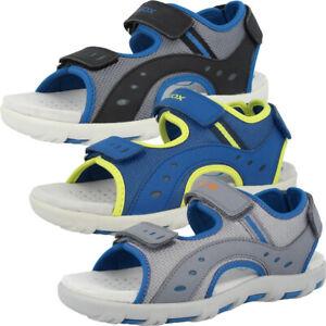 Details zu GEOX J S.Pianeta B Schuhe Sandalen Jungen Freizeit Sandaletten J0264B0CEFUC