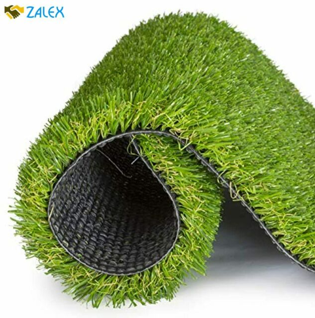 Savvygrow Artificial Grass For Dogs Astroturf Rug Premium 4 Tone Synthetic Gre For Sale Online Ebay