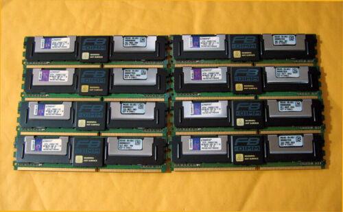 64GB 8x8GB PC2 5300F 667 FBDIMM Apple Mac Pro 2006 1.1 2007 2.1 2008 3,1 Memory
