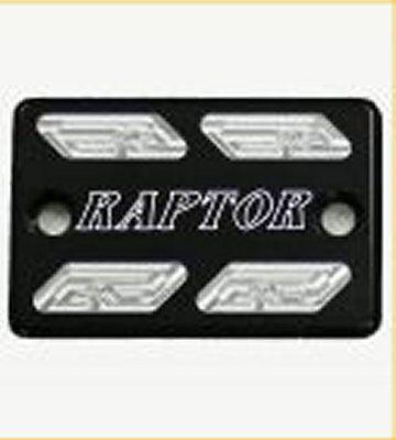Black Throttle /& Brake Cover Set Yamaha Raptor 700 TSET1-RBLK-09 ModQuad