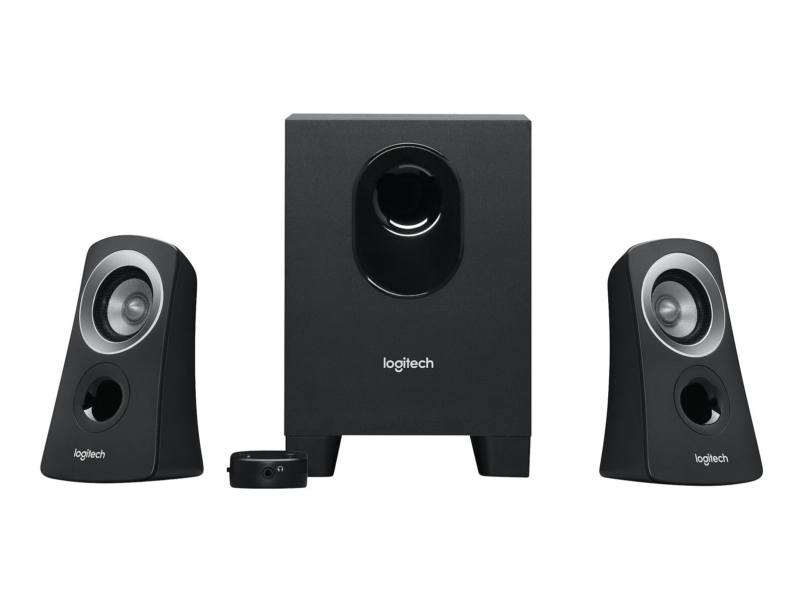 Logitech Z313 Wired Speaker System (980-000382) . Buy it now for 39.99