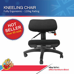 Awe Inspiring Details About Kneeling Chair Ergonomic New Kneel Desk Chairs Typist Office Computer Home Knee Pabps2019 Chair Design Images Pabps2019Com