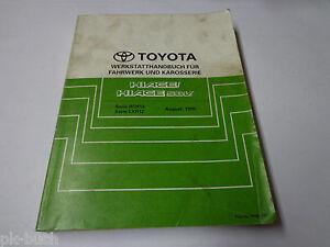 Manual-de-Instrucciones-Toyota-Hiace-S-B-V-Chasis-Carroceria-Engranaje