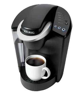 Keurig K45 Elite K-Cup Coffee Maker Brewer - Black - Brand New
