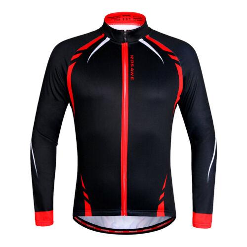 New 2019 Winter Cycling Set Mens Thermal Fleece Road Bike Jerseys Bib Long Pants