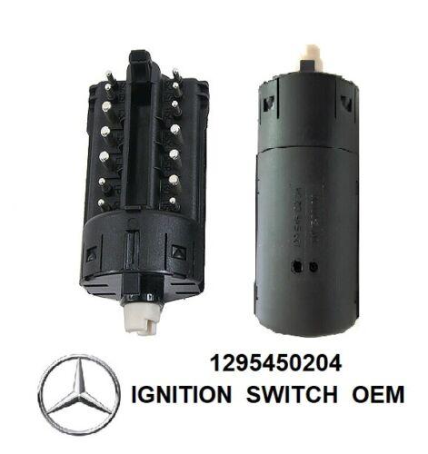 NEW GENUINE MERCEDES BENZ 300SD,300SE,300SL,400SE Ignition Switch 1295450204
