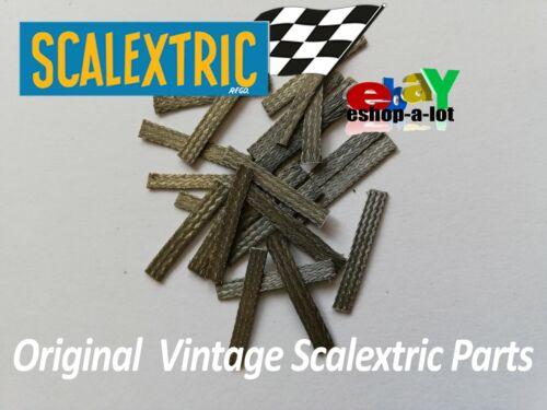 Scalextric Original Vintage silver color PICK-UP Tresses Balais circa 1970 C8075
