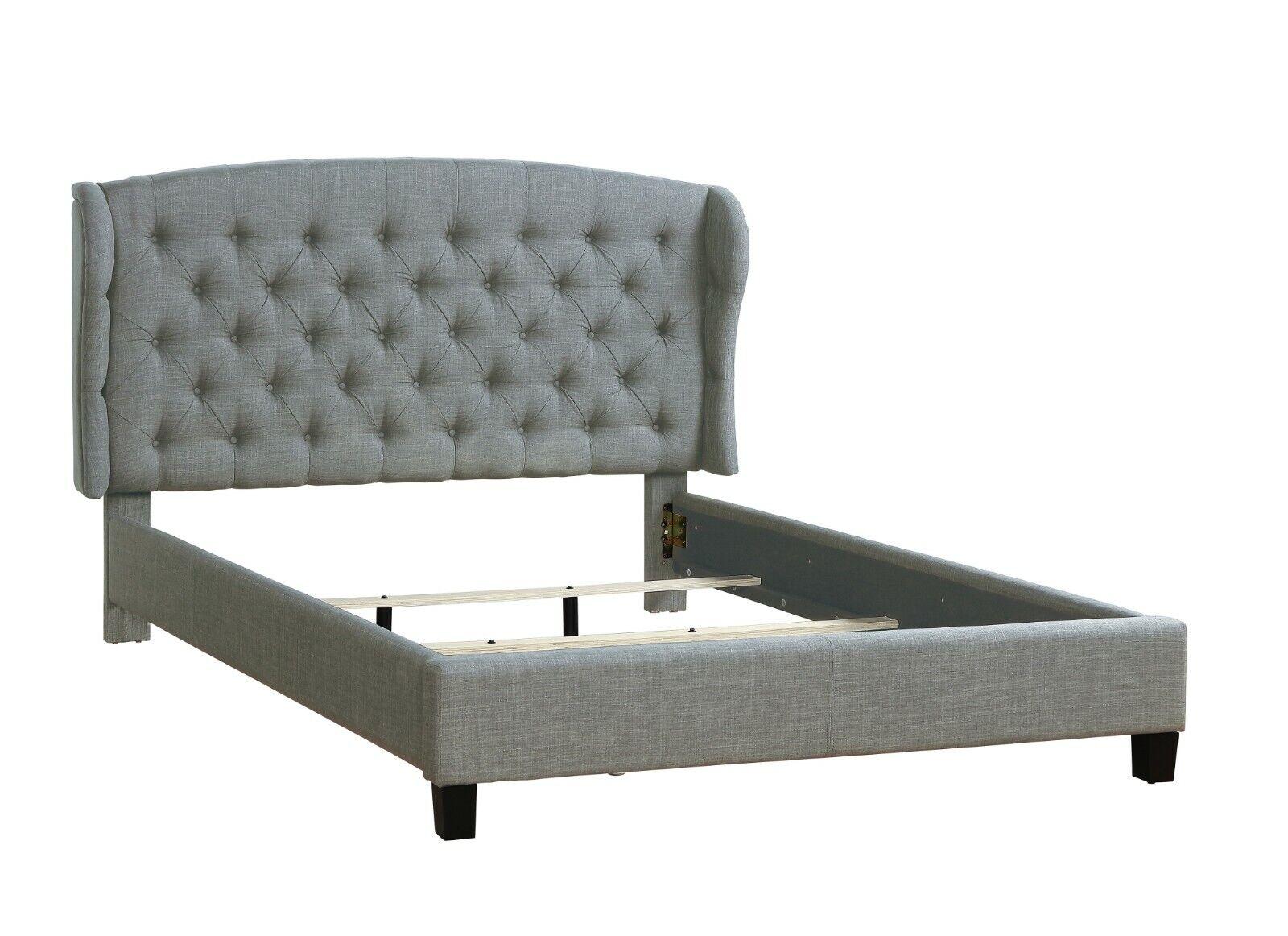 Antique Design Western King Size Bed Bedroom Furniture 1pc Traditional Look For Sale Online Ebay