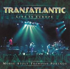 Live in Europe by Transatlantic (CD, Nov-2003, 2 Discs, Metal Blade)