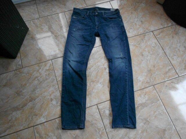 H2340 Diesel THAVAR Jeans W33 Dunkelblau  Gut     | Outlet Online  | Louis, ausführlich  | Qualifizierte Herstellung