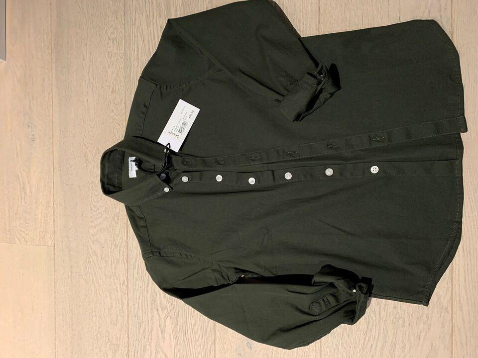 Skjorte, Koby- Army Green, Grunt